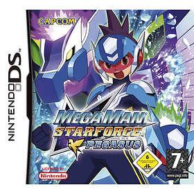 Mega Man Star Force: Pegasus (DS)