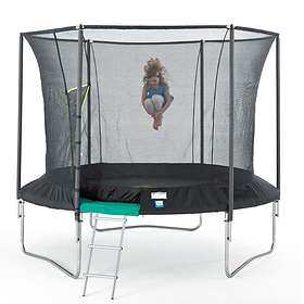 TP Toys Genius Round with Safety Net 304cm