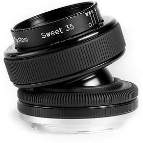 Lensbabies Lensbaby Composer Pro Sweet 35 for Olympus/Panasonic m4/3