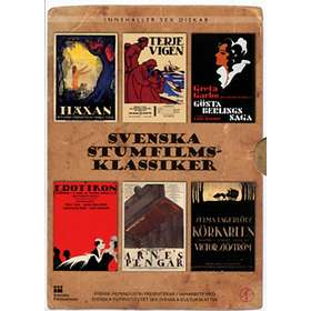 Svenska Stumfilmsklassiker - Box