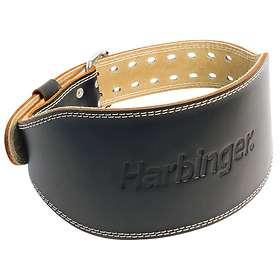 Harbinger 6 Inch Padded Leather Belt