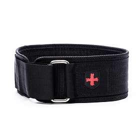 Harbinger 4-Inch Nylon Strap Belt