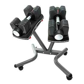 Marcy Fitness Bruce Lee Dragon Glide Tech Dumbbells Stand
