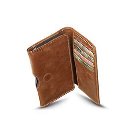 D. Bramante 1928 Leather Wallet Closed Hunter for Samsung Galaxy S III/S4