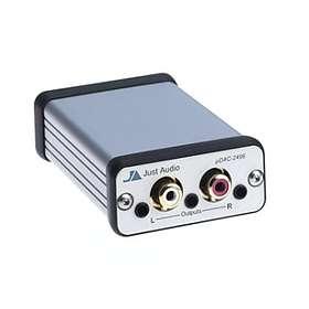 Just Audio µDAC-2496