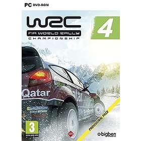 WRC 4: FIA World Rally Championship (PC)
