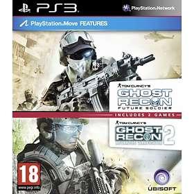 Tom Clancy's Ghost Recon: Future Soldier + Advanced Warfighter 2