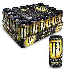 Monster Energy Rehab Burk 0,5l 24-pack