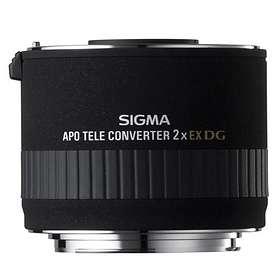 Sigma Teleconverter 2.0x EX DG APO for Sony