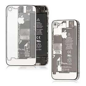 Teknikproffset Genomskinligt bakskal for iPhone 4/4S