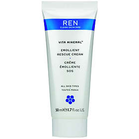 REN Vita Mineral Emollient Rescue Cream 50ml