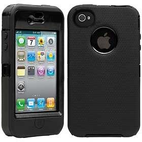 Teknikproffset Hållbart skyddsskal for iPhone 4/4S