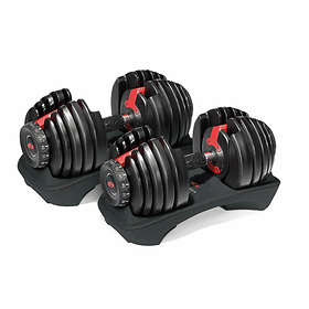 Bowflex SelectTech 552i Adjustable Dumbbells 2,3-23,6kg