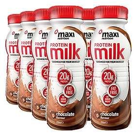 Maxi Nutrition Protein Milk RTD 250ml 8-Pack