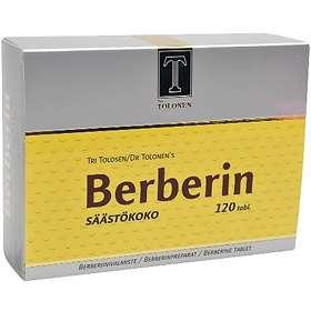Pharmakon Dr Tolonen Berberin 120 Tabletter