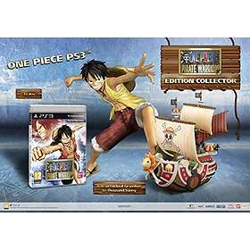 One Piece Pirate Warriors - Collector's Edition (PS3)