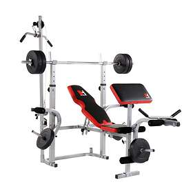 Hammer Sport Bermuda XT PRO with weight bench Lateral Pull-Down