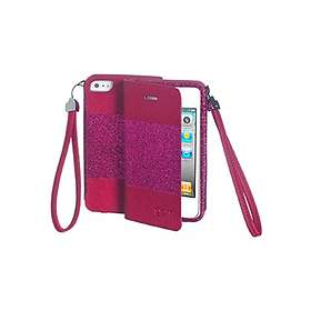 Celly Glitty Agenda Case for iPhone 4/4S