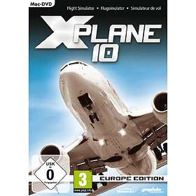 Find the best price on X-Plane 10 - Europe Edition (Mac