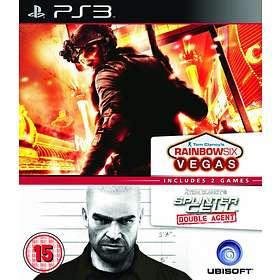 Tom Clancy's Rainbow Six: Vegas + Splinter Cell: Double Agent (PS3)