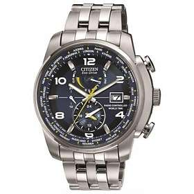 Citizen Eco-Drive World Time A.T AT9010-52L
