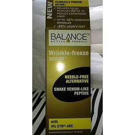 Balance Active Formula Snake Venom Wrinkle -Freeze Serum 30ml