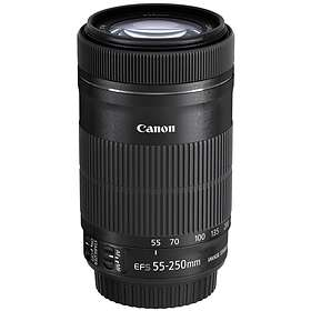 Canon EF-S 55-250/4.0-5.6 IS STM