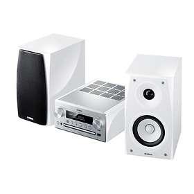 best pris p yamaha mcr n560d stereoanlegg sammenlign priser hos prisjakt. Black Bedroom Furniture Sets. Home Design Ideas