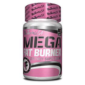 BioTech USA Mega Fat Burner 90 Tabletter