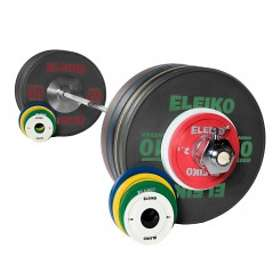 Eleiko Olympic WL Training Set Women 185kg