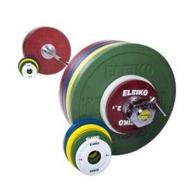 Eleiko Sport Training Set 185kg