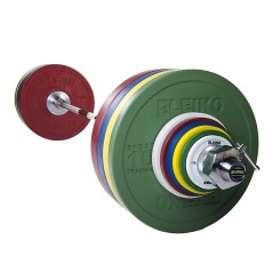 Eleiko Sport Training Set 190kg