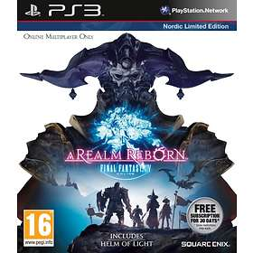 Final Fantasy XIV Online: A Realm Reborn - Nordic Limited Edition