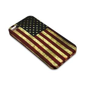 Sandberg Print Cover Stars & Stripes for iPhone 5/5s/SE