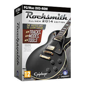 Rocksmith 2014 Edition (+ Cable)