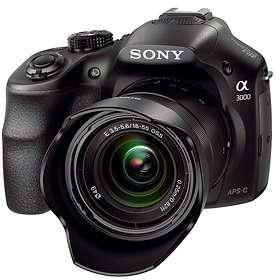Sony Alpha A3000 + 18-55/3,5-5,6 OSS