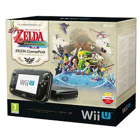 Nintendo Wii U Premium (inkl. The Legend of Zelda: Wind Waker)