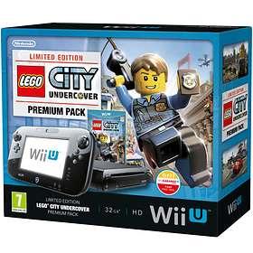 Nintendo Wii U Premium (+ Lego City Undercover)