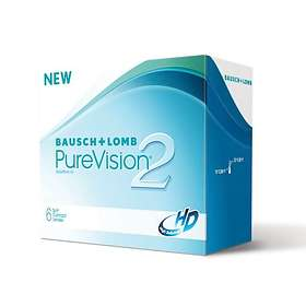 Bausch & Lomb Purevision 2 HD (6-pack)