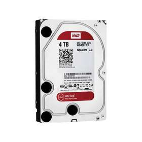 WD Red WD40EFRX 64MB 4TB