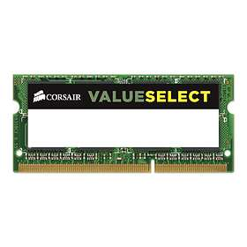 Corsair Value Select SO-DIMM DDR3L 1600MHz 8GB (CMSO8GX3M1C1600C11)