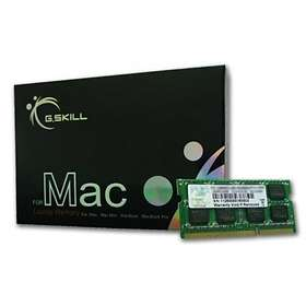 G.Skill SQ SO-DIMM DDR3 1333MHz Apple 4GB (FA-8500CL7S-4GBSQ)