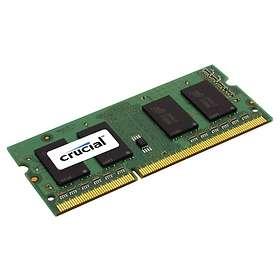 Crucial SO-DIMM DDR3 1600MHz Apple 8GB (CT8G3S160BMCEU)