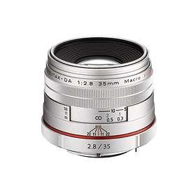 Ricoh-Pentax DA 35/2,8 HD Macro Limited