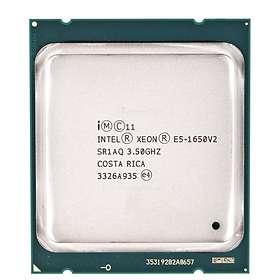 Intel Xeon E5-1650v2 3,5GHz Socket 2011 Tray