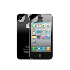 Xqisit Front & Back Screen Protector for iPhone 4/4S