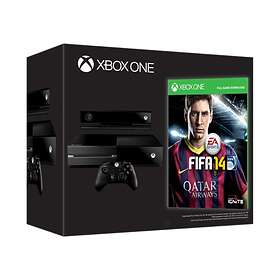 Microsoft Xbox One 500Go - Day One Edition (+ Kinect + FIFA 14)