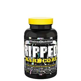 Chained Nutrition Ripped Hardcore 60 Kapsler