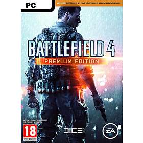 Battlefield 4 - Premium Edition (PC)