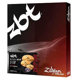 Zildjian ZBT 5 Box Set (14/16/20 + 18 Crash)